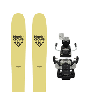 TOURING SKI RENTAL BLACK CROWS ANIMA