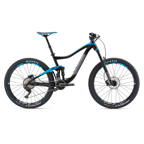 GIANT TRANCE 2 2018 - BIKE HIRE CHAMONIX