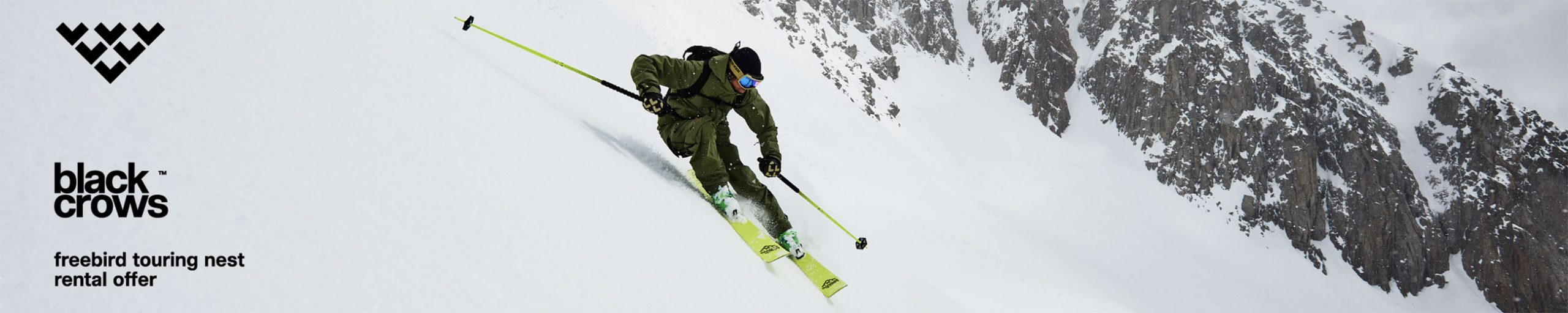 Black Crows Ski Rental Chamonix